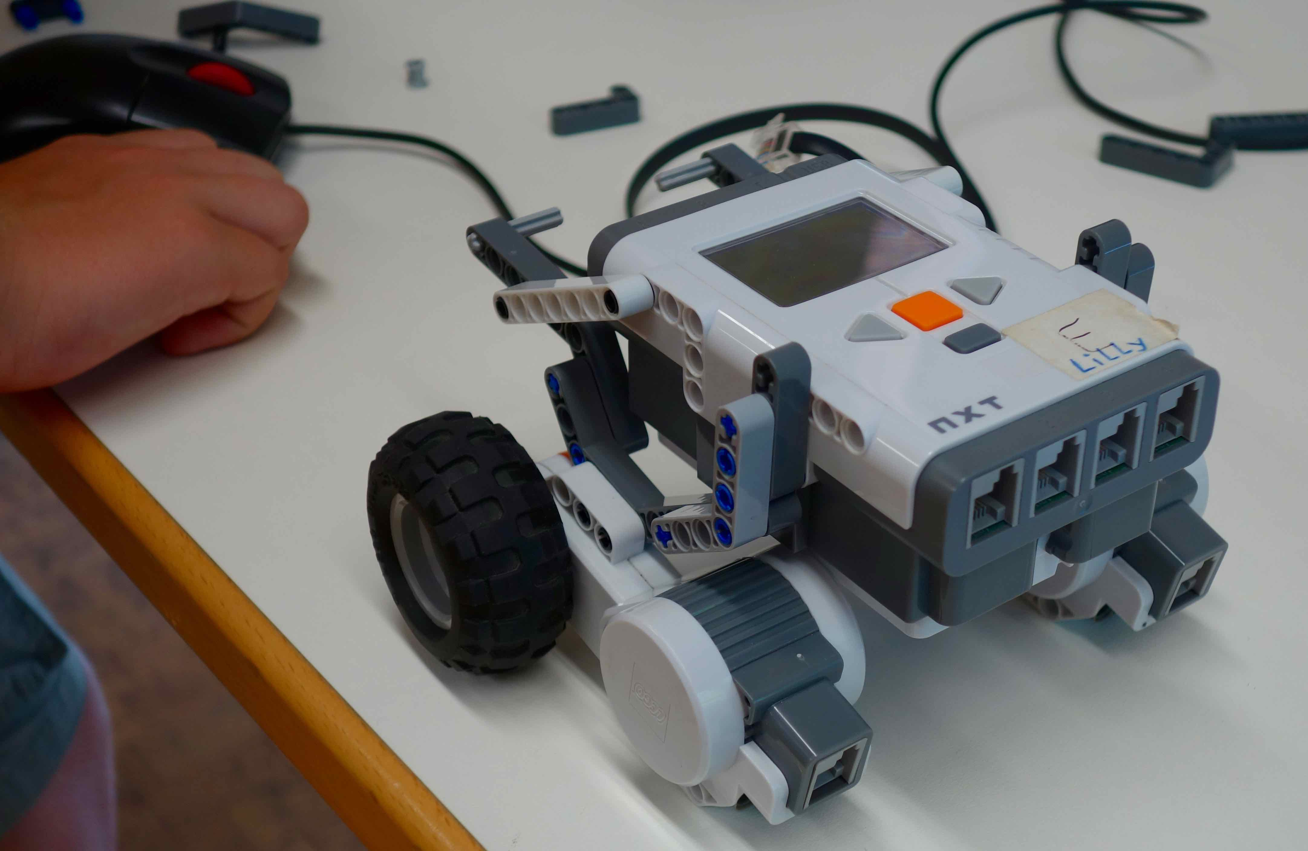 Robotics Kinder Workshop